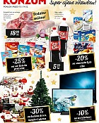 Konzum vikend akcija do 14.12.