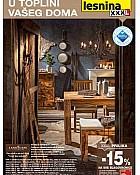Lesnina katalog Toplina doma prosinac
