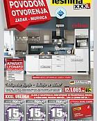 Lesnina katalog Zadar namještaj
