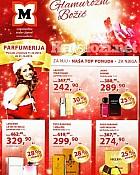 Muller katalog parfumerija Glamurozni Božić