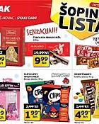 Tisak media katalog Shoping lista prosinac 2014