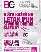 Bipa katalog Bipa Card do 31.3.
