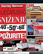 Harvey Norman katalog Sniženje 2015