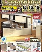Lesnina katalog Popusti Osijek