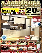 Lesnina katalog Godišnjica Rijeka