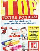Kaufland katalog Top Extra ponuda