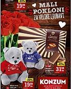 Konzum katalog Valentinovo 2015