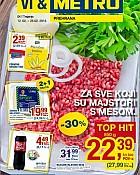 Metro katalog prehrana do 25.2.
