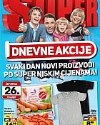 Plodine katalog Dnevne akcije do 4.3.