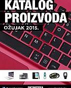 Chipoteka katalog ožujak 2015