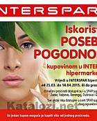 Interspar kuponi do 14.4.