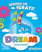 Konzum katalog Dream Factory