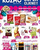 Kozmo katalog ožujak 2015