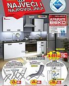 Lesnina katalog Rijeka do 8.4.