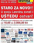 Lesnina katalog kuponi Rijeka
