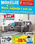 Mobelix katalog ožujak 2015
