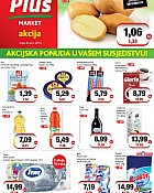 Plus market katalog do 11.3.