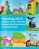 Baby Center katalog Igračke za vrt i dvorište, bicikli