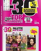 Bipa katalog -30% top brandovi