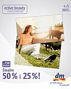 DM knjižica za 150 bodova travanj svibanj 2015