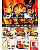 Kaufland katalog Roštilj travanj 2015
