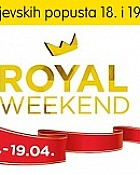 King Cross Royal Weekend do 19.4.