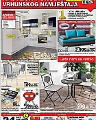 Lesnina katalog Split travanj 2015