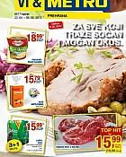 Metro katalog prehrana do 6.5.