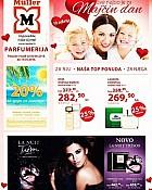 Muller katalog parfumerija do 13.5.