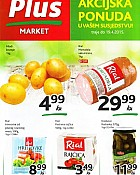 Plus market katalog do 19.4.