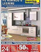 Lesnina katalog Kuhinje svibanj 2015