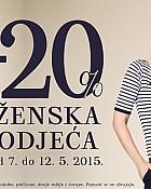 Mana vikend akcija -20% ženska odjeća