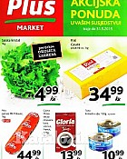 Plus market katalog do 31.5.