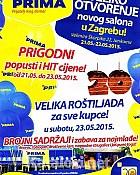 Prima katalog Veliko otvorenje Zagreb