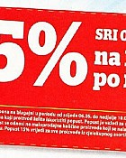 Uradi sam kupon -15%