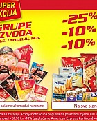 Billa vikend akcija do 14.6.
