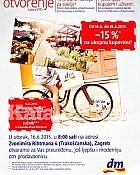 DM katalog Trešnjevka Zagreb otvorenje