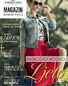 Garden Mall magazin ljeto 2015