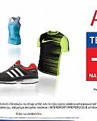 Intersport akcija -50% popusta na drugi proizvod