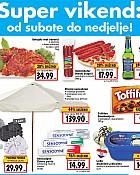 Kaufland Super vikend akcija