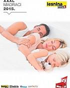 Lesnina katalog Madraci 2015