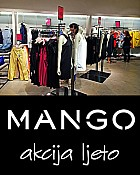 MANGO akcija ljeto