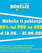 Mobelix vikend akcija -25% na sve