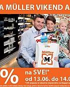 Muller vikend akcija -10% na sve
