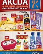 PPK Bjelovar katalog srpanj 2015