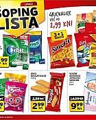 Tisak shopping lista lipanj 2015