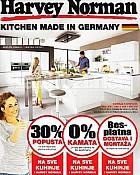 Harvey Norman katalog kuhinje srpanj