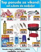 Kaufland vikend akcija do 12.7