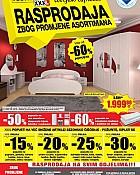 Lesnina katalog Rijeka rasprodaja
