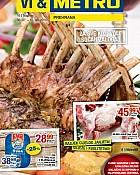 Metro katalog prehrana do 12.8.